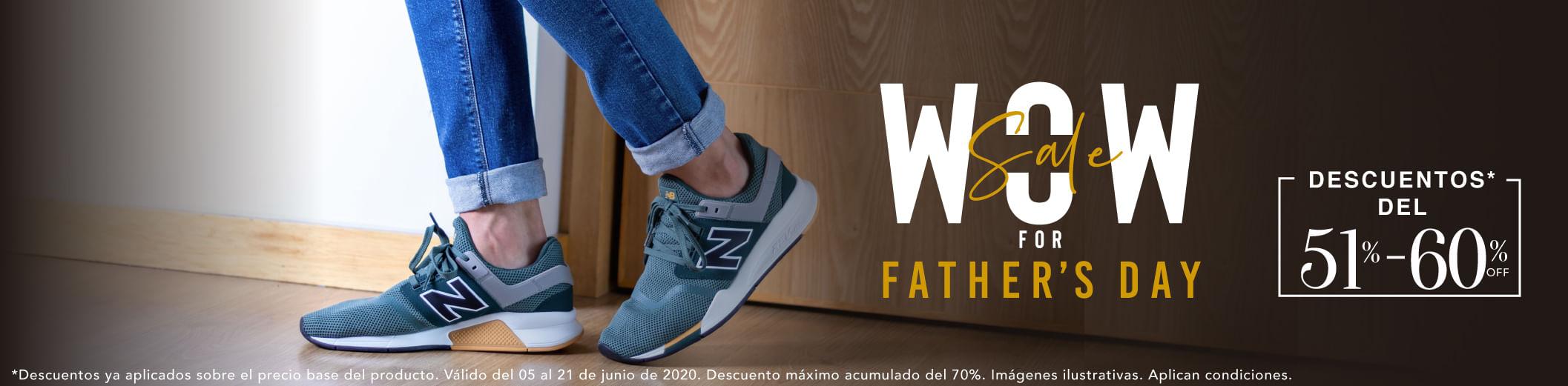 Zapatos Para Hombre Entre 51% y 60% Off