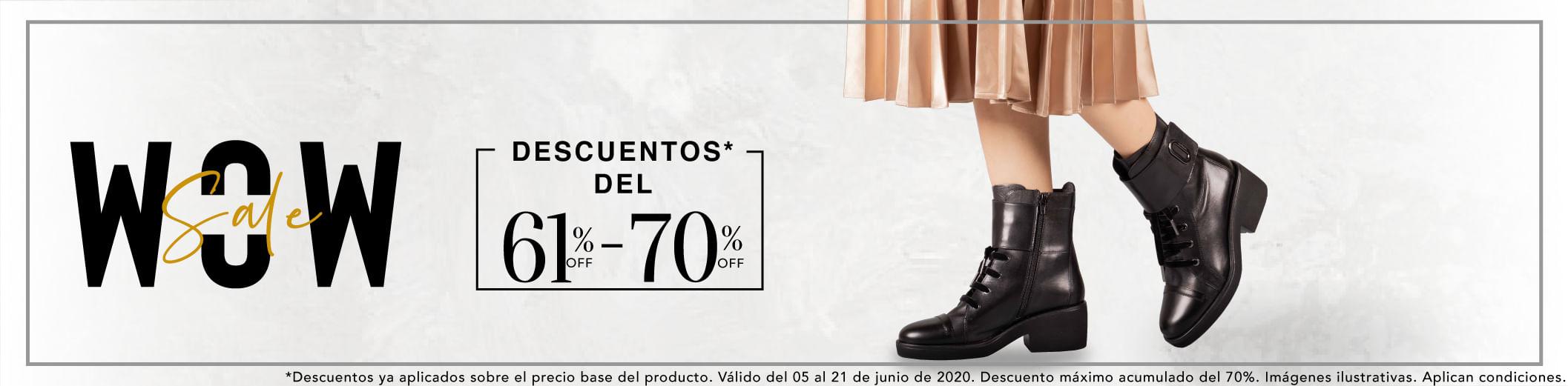 Zapatos Para Mujer Desde 61% Off