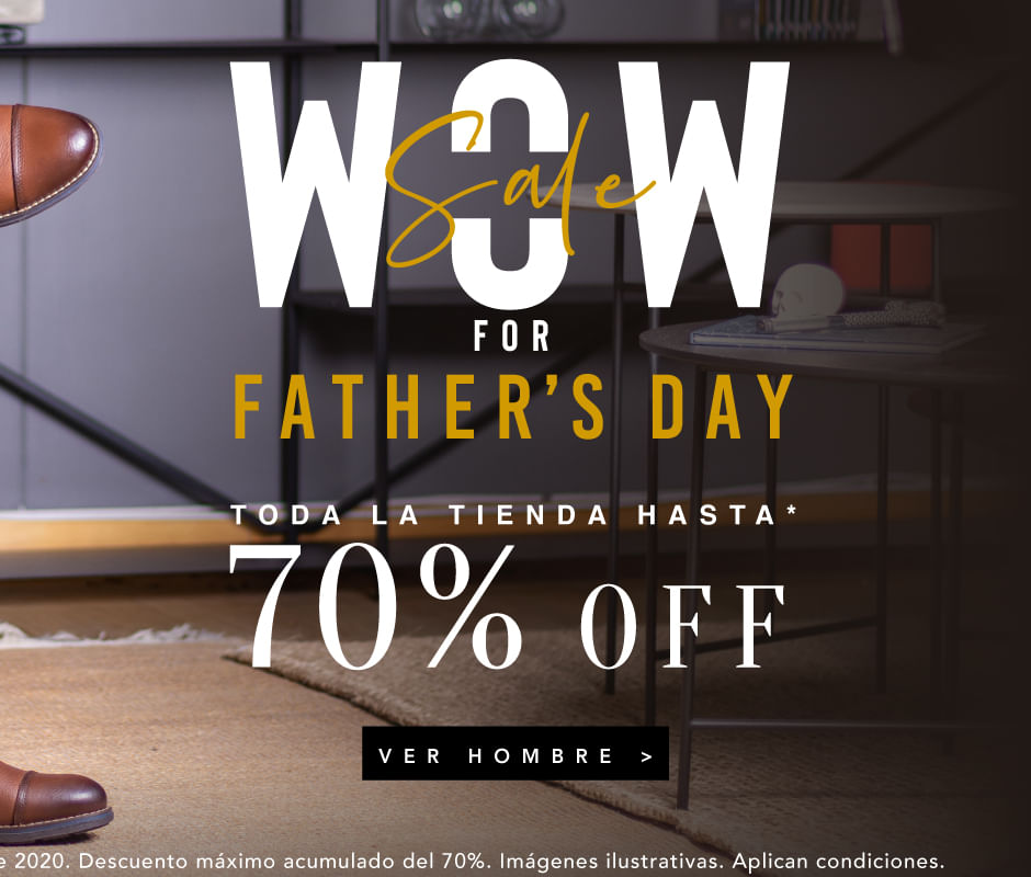 Wow Sale for Fathers Day