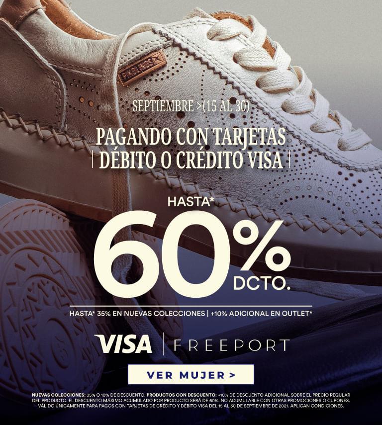 Descuentos adicionales pagando con tarjetas Visa