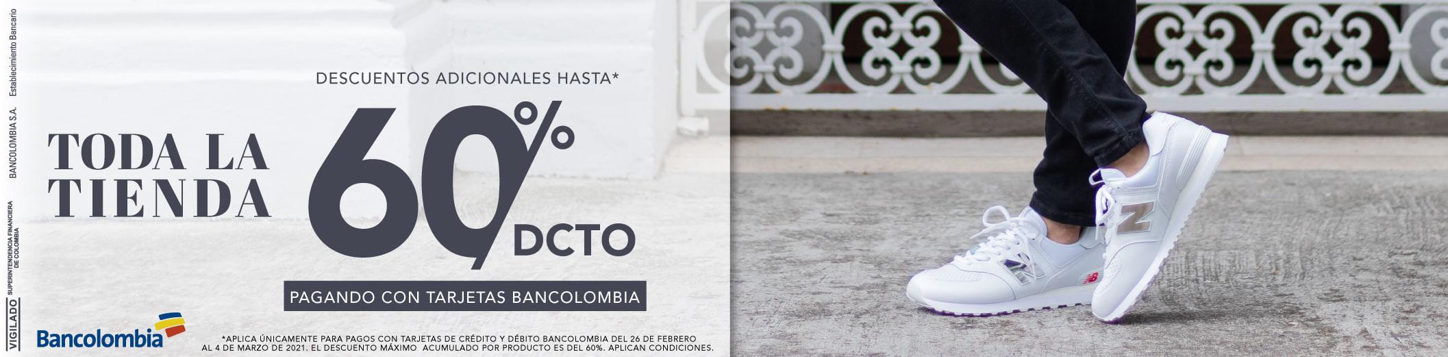 Descuentos Pagando Con Tarjetas Bancolombia