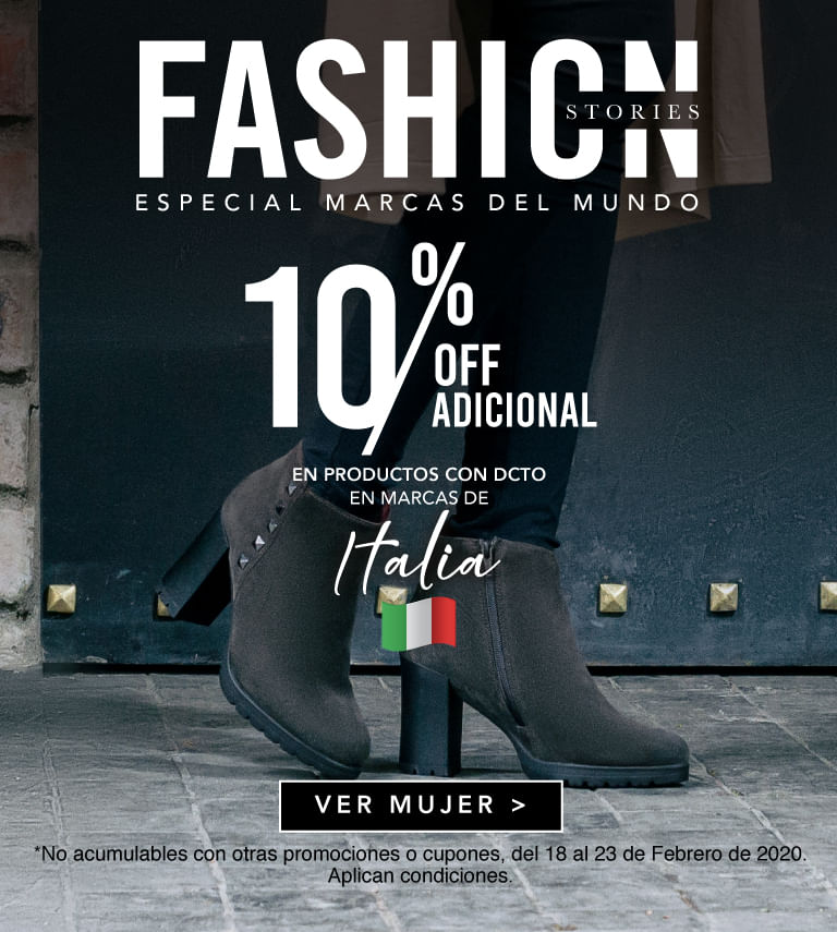 Outlet Fashion Stories Mujer