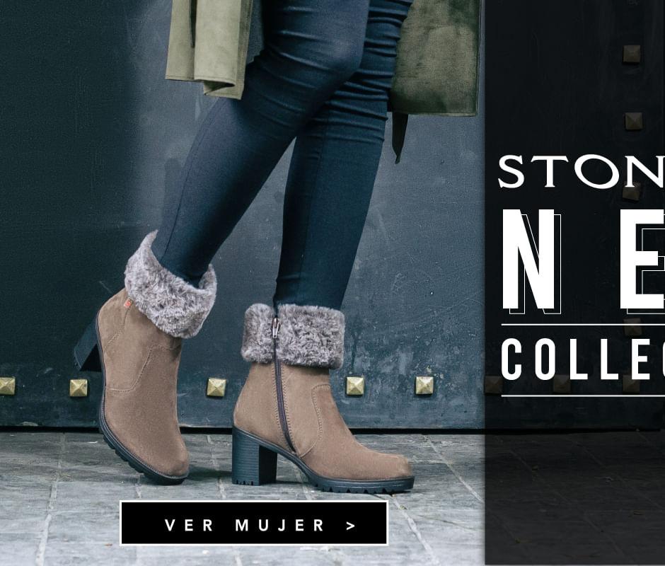 Nueva Colección Calzado Stonefly Para Mujer