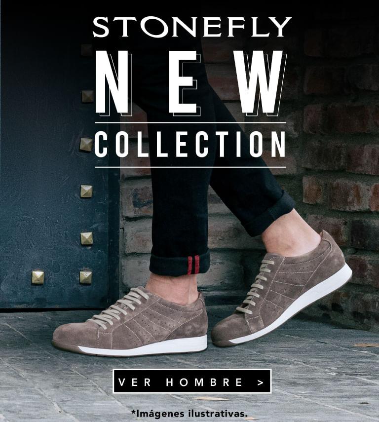 Nuevas Colecciones Calzado Stonefly Para Hombre